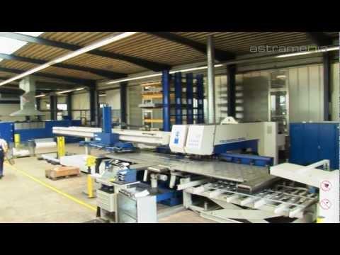 M  Knake Blechbearbeitung und Gerätebau GmbH Imagefilm