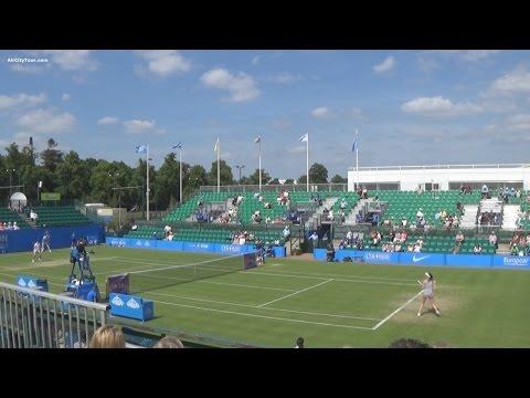 Aegon Open Nottingham 2015 WTA Tennis Tournament
