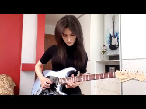 Yngwie Malmsteen - Brothers (Guitar Cover)