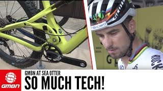 So Much Tech! | GMBN At Sea Otter