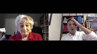 0:02 / 10:39 Tales of the Holy Mysticat: Rabbi Dr. Rachel Adler interviewed by Rabbi Dr. Shmuly Yanklowitz