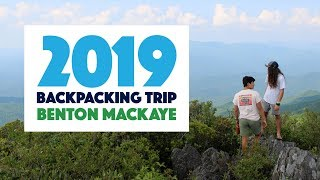 SMCC 2019 : College Age Backpacking
