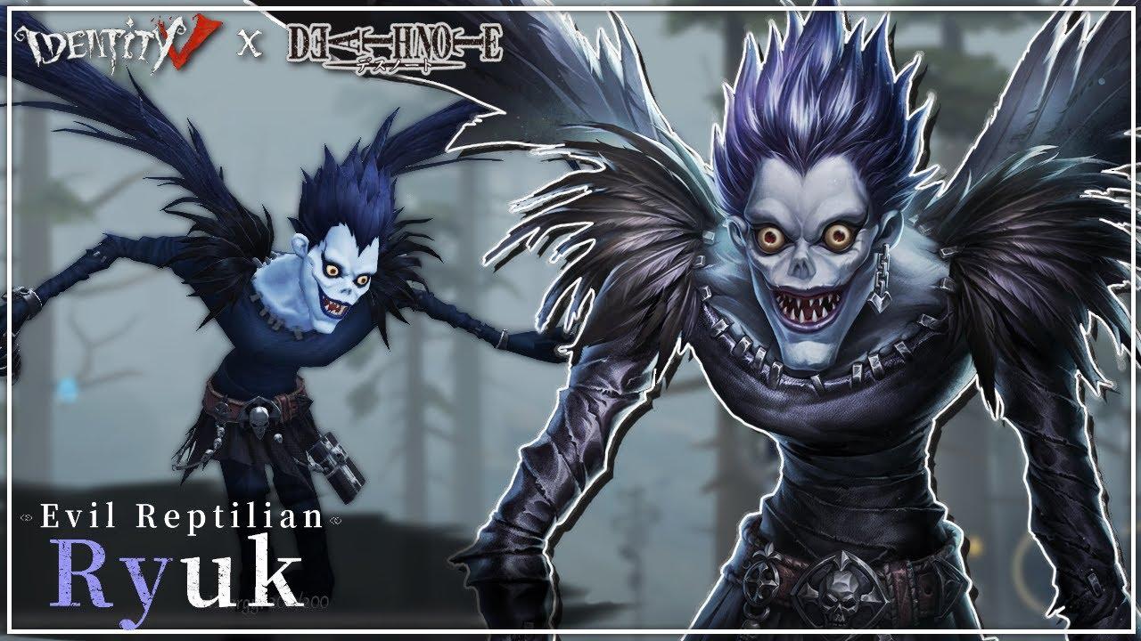 Ryuk Skin Gameplay - Identity V × Death Note