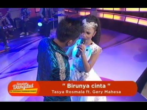 BIRUNYA CINTA - Tasya Rosmala feat Gerry Mahesa - Live JTV