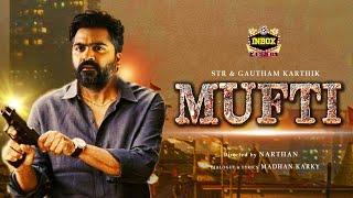 Simbu's Mufti Shooting will Start but with a Twist | Inbox
