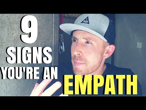 "9 - Signs You're An ""Intuitive Empath"" - (Are You REALLY Sensitive?)"