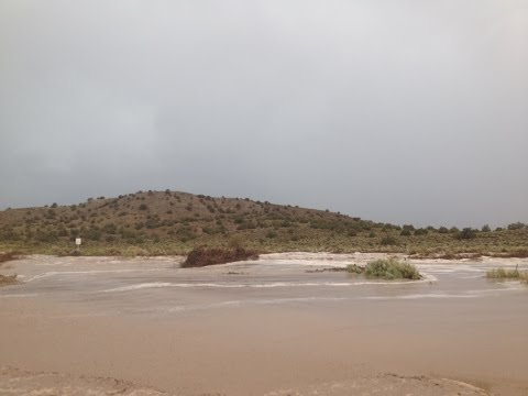 Flash Flood Gardnerville NV
