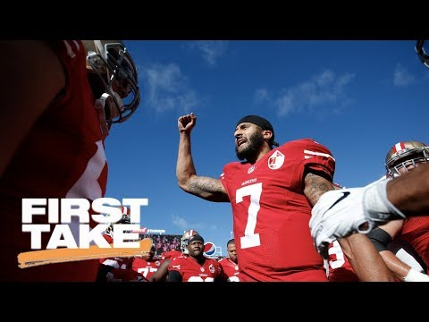 First Take debates if Packers should sign Colin Kaepernick   First Take   ESPN
