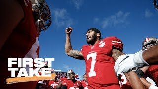 First Take debates if Packers should sign Colin Kaepernick | First Take | ESPN
