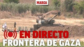 Conflicto israelí-palestino: DIRECTO I La artillería israelí bombardea Gaza