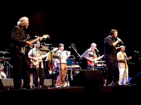 The Meltones at the Esplanade Theatre 10 March 2017