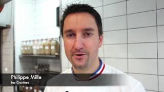 Philippe Mille présente son travail autour du Haddock