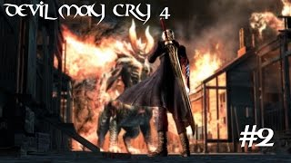 Devil May Cry 4 Walkthrough HD - Mission 2