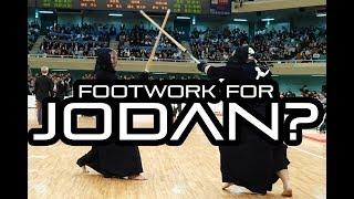 [KENDO RANT] - Jodan Footwork? Mune Tsuki?