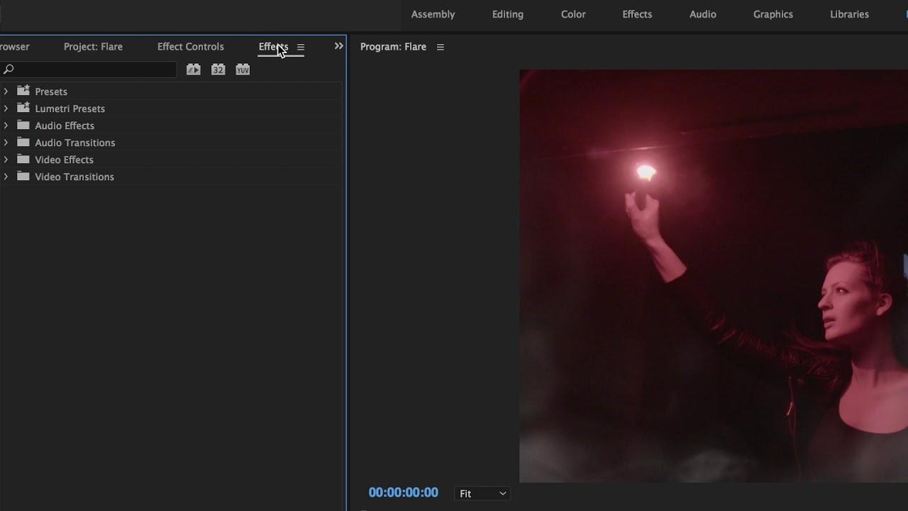 TUTORIAL - Adding Fog in Adobe Premiere