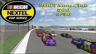 NASCAR 2007 Season (Race 2)- Auto Club 500