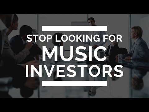 **STOP LOOKING FOR MUSIC INVESTORS** - World Standard Audio