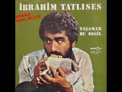 İbrahim Tatlıses - Hepsi Geçer  (Türküola LP ) FULL STEREO