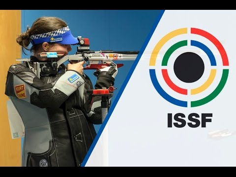 Finals 50m Rifle 3 Positions Women - 2015 ISSF Rifle and Pistol World Cup in Munich (GER)