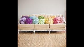 видео Гобеленовые подушки в интерьере: идеи оформления