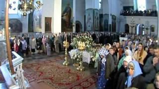 Здесь мы дышим воздухом вечности.(Фильм о Свято-Успенском Жировичском монастыре. В 1470 г. в слонимских лесах была найдена чудотворная икона..., 2011-10-26T17:54:35.000Z)