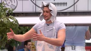 Big Brother Canada 3 - Wake up Canada! Jon Pardy from BB2 comes into the house part 2.