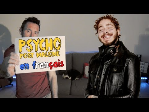 Post Malone - Psycho ft Ty Dolla $ign traduction en francais COVER