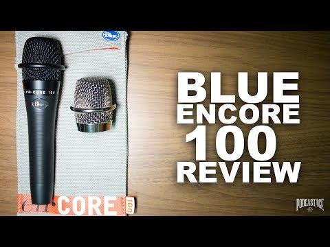 Blue Microphones enCORE 100 Review / Test