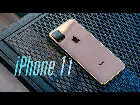Слухи про IPhone 11