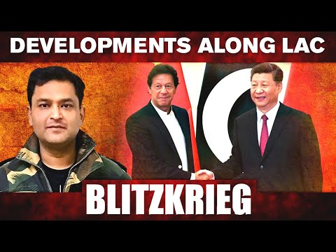 Recent Developments Along LAC | BLITZKRIEG With Major Gaurav Arya