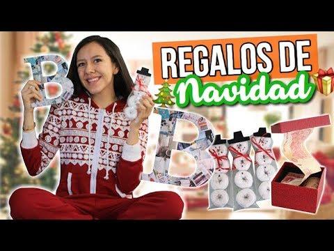 REGALOS FÁCILES PARA NAVIDAD / ¡Para tu familia y amigos! - Bright Brenda