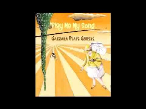 Genesis - Acoustic Covers for Piano & Chamber Orchestra played by Gazzara