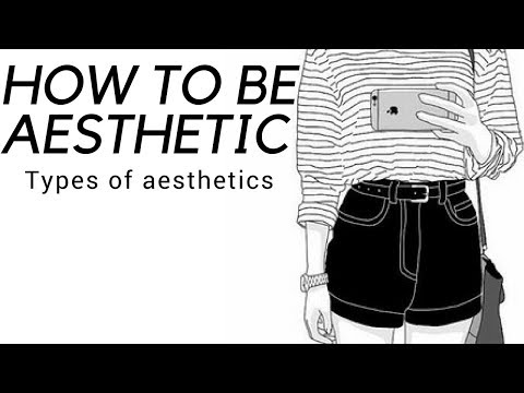 HOW TO BE AESTHETIC \ Types of aesthetics \ Mei Mew
