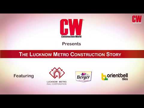The Lucknow Metro Construction Story