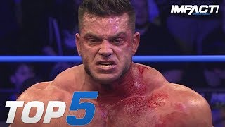 Top 5 Must-See Moments from the Final IMPACT Before Rebellion! IMPACT Highlights Apr 26, 2019