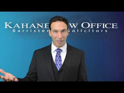 Household Expenses After Separation by Kahane Law Office