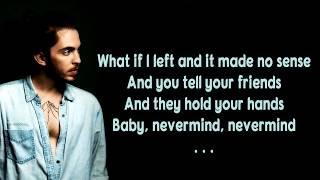 Dennis Lloyd - Nevermind [Lyrics on screen]