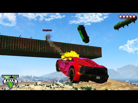 GTA 5 NEW Snipers vs Stunters Maps!!! - Also vs MOTORCYCLES, FLYERS, LIBERATORS, & MORE! (GTA 5 PS4)