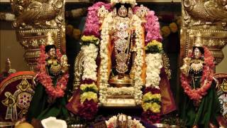 "Gadya Thrayam (Prayer in Prose) on Lord Ranganatha - ""Sriranga Gadyam"" (Emperumanar Ramanuja)"