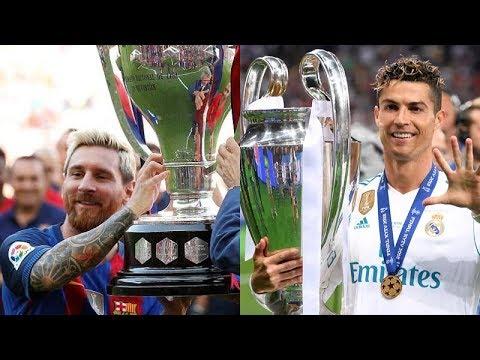 7 Diferencias entre Messi y Cristiano Ronaldo que los hacen únicos