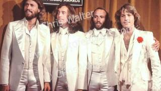 Michael Jackson With Bee Gees & Andy Gibb Pics (Don
