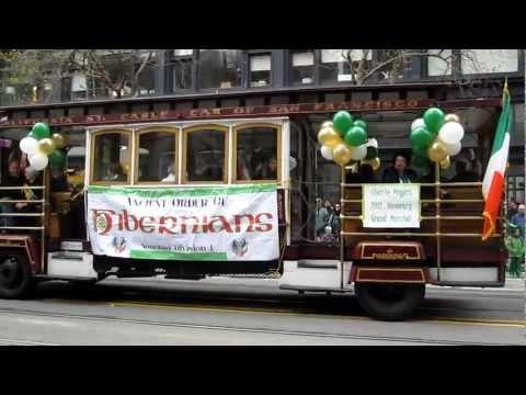 San Francisco St  Patrick