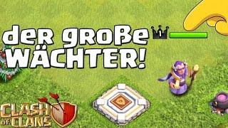 DER GROSSE WÄCHTER / GRAND WARDEN || CLASH OF CLANS || LP CoC [Deutsch/German HD+]