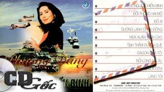CD PHƯƠNG DUNG HẢI NGOẠI 3 - Thư Người Chiến Binh - Nhạc Vàng Xưa Hay Nhất (GNCD)