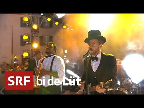 Christoph Maé - Tombé Sous Le Charme - SRF bi de Lüt - Live 2013