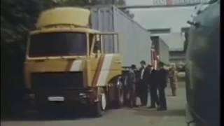 1987 год.  Моторы MAN для новых МАЗов.
