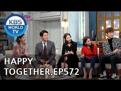 Happy Together I 해피투게더 - Yoo Hojeong, Park Sungwoong, Ha Yeonsoo, Chae Soobin, Etc [ENG/2019.01.31]