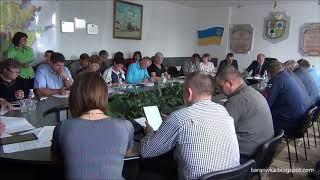 33 сесія Баранівської міської ради