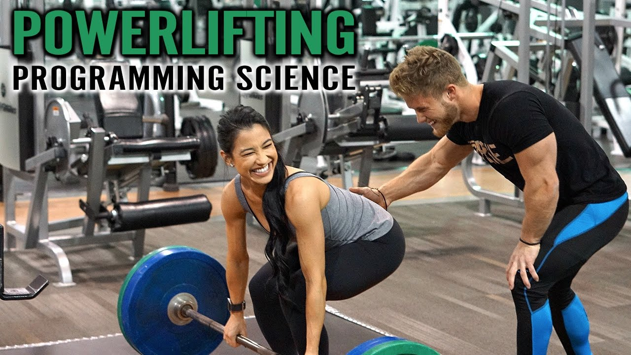 The Smartest Way to Program for Powerlifting (Science Explained)