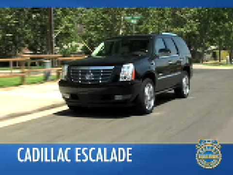 2007 Cadillac Escalade Review – Kelley Blue Book